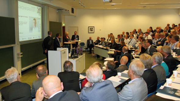 <p><b>TRENDY</b>: Vårkonferansen på Norges Handelshøyskole (NHH) i Bergen handler om produktivitet - Finansdepartementets favorittord for tiden.<br/></p>