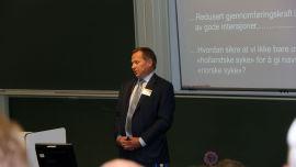 <p>Svein Harald Øygard fra McKinsey.</p>