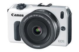 <p><b>- KUPP:</b> Lyd & Bilde-redaktøren mener Canon EOS M er et svært godt kamerakjøp denne sommeren.</p>