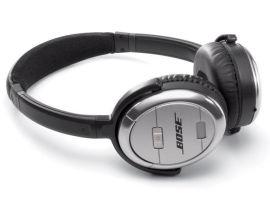 <p><b>FLY-FAVORITT:</b> Bose QuietComfort 3 har klasseledende støydemping, mener Lyd & Bilde-redaktøren.</p>