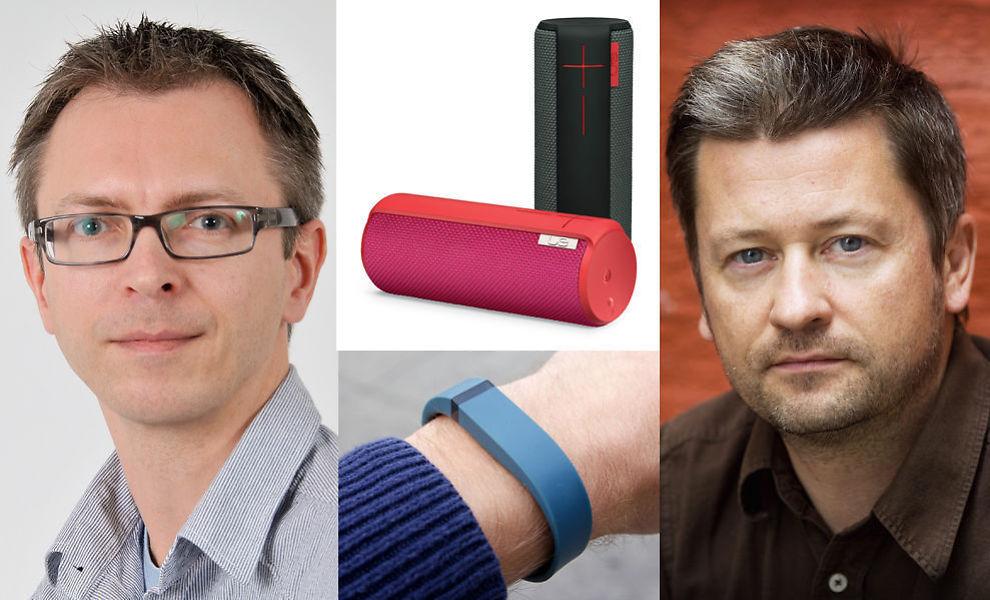 <p><b>EKSPERT-ANBEFALINGER:</b> Fagredaktør Kurt Lekanger i Amobil.no (til venstre) og sjefredaktør Lasse Svendsen i Lyd & Bilde deler sine hotteste teknologi-tips akkurat nå.<br/></p>