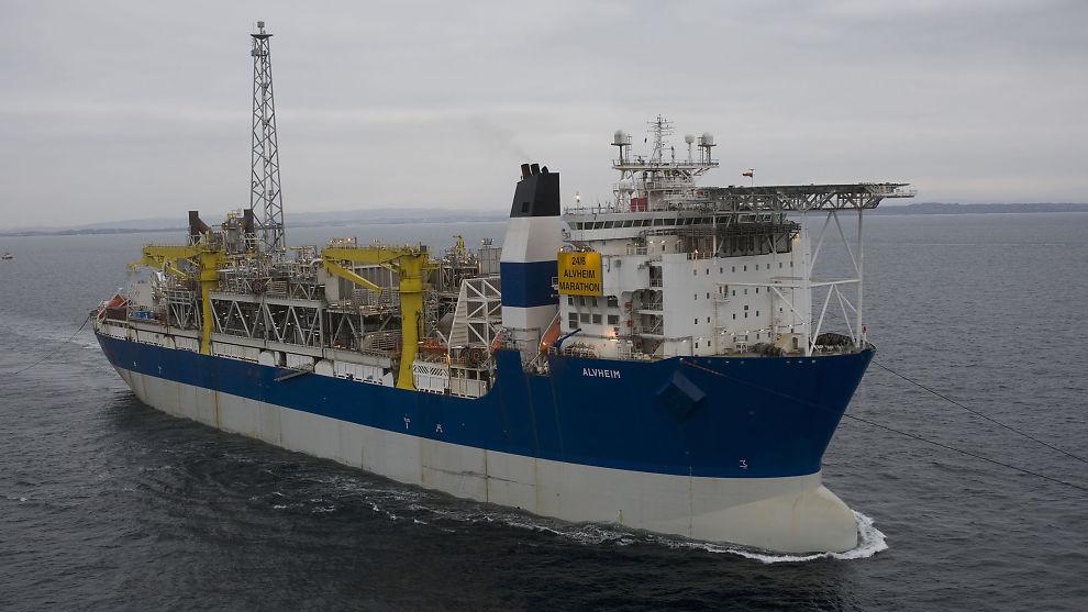 det norske oljeselskap aksje
