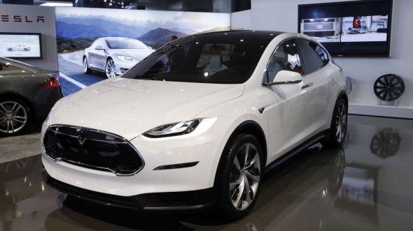 Tesla firehjulstrekk