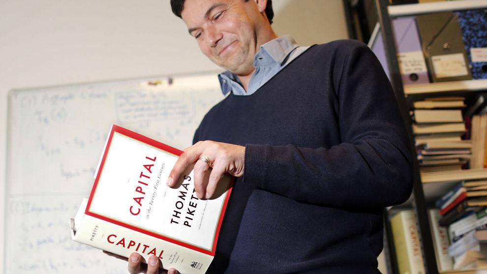 <p><b>SKAPER DEBATT:</b> Den fransk økonomen Thomas Piketty har skrevet årets snakkis i eget fagmiljø og har satt økonomiske forskjeller på dagsordenen.<br/></p>