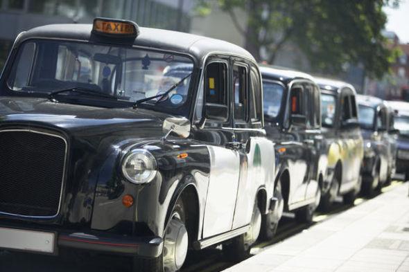 Over ti tusen taxisjårfører streiket i London i protest mot taxi-appen Uber.Foto: Monkey Business Images / Shutterstock.com
