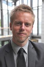 Tor Odland, konserndirektør for kommunikasjon i Telenor Asia
