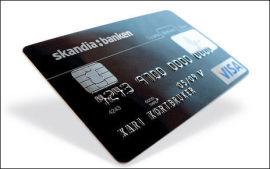 <p>Skandiabankens kredittkort er best i test for kredittbrukeren. Faksimile: Skandiabanken.no</p>