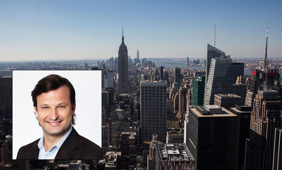 Are Traasdahl er grunnlegger og administrerende direktør i Tapad. Onsdag vant han Ernst & Youngs pris for Årets Entreprenør i New York.