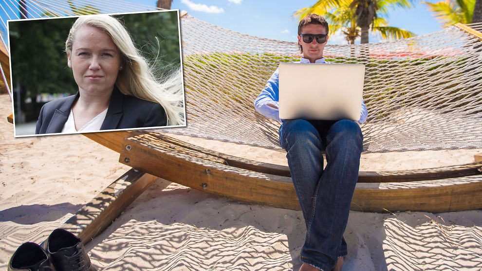 <p><b>ROPER VARSKO:</b> Ingrid Schjelderup Bygland i konsulentselskapet Dale Carnegie mener ferjejobbing stjeler viktig energi – og faktisk kan forverre jobbprestasjonene dine på lang sikt.</p>
