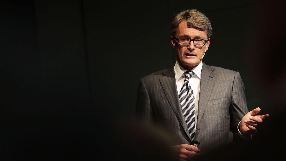 <p><b>KJENT:</b> Gjennom sin rolle som toppsjef i Aker Solutions har Øyvind Eriksen blitt et kjent fjes for mange i Norge.<br/></p>