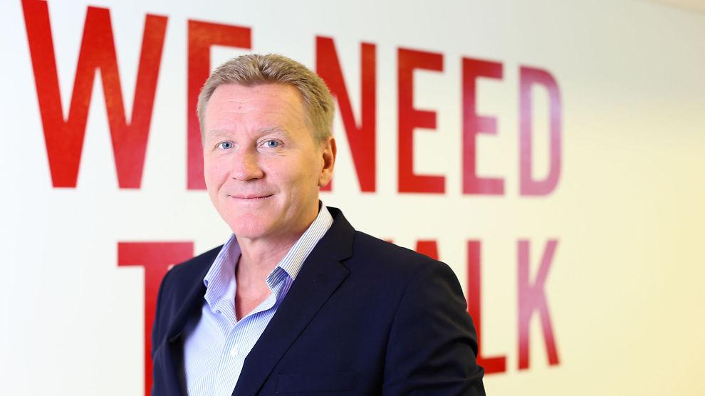 <p><b>TREDOBLES:</b> Administrerende direktør i Phonero, Thore Berthelsen, sier det alltid har vært planen å bli større.</p>