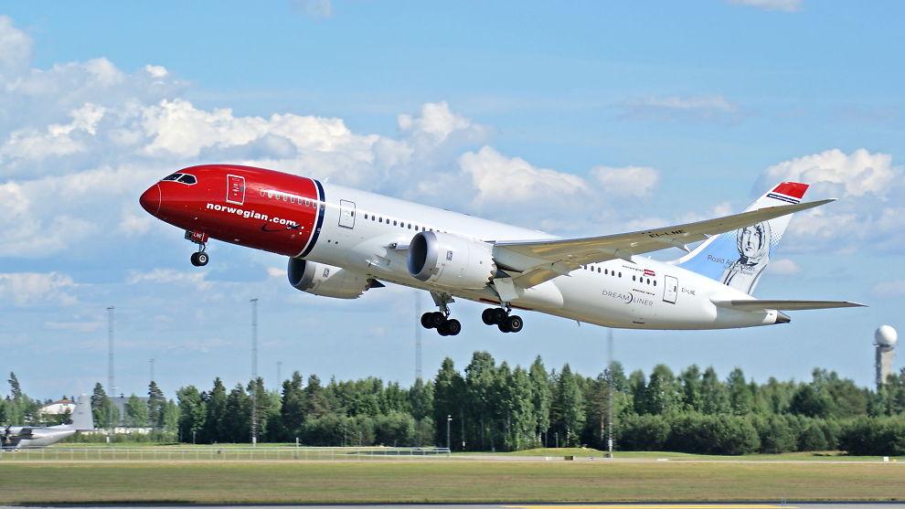 norwegian flytyper