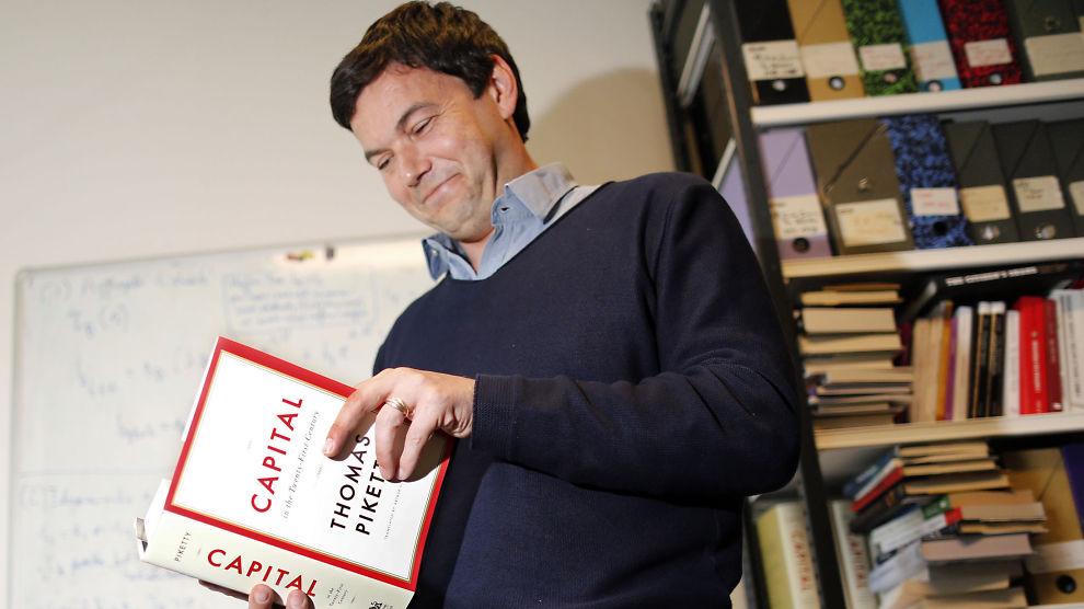 <p><b>HYLLEFYLL?:</b> Thomas Pikettys bestselger «Kapitalen i det 21. århundre» har tatt over æren som verdens mest populære uleste bok fra Stephen Hawking.<br/></p>