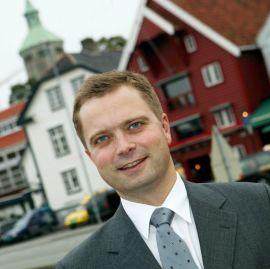 <p><b>ADVARER:</b> Skagenfondenes administrerende direktør Harald Espedal.</p>