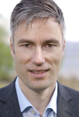 <p>Informasjonssjef i Toyota Norge, Espen Olsen.<br/></p>