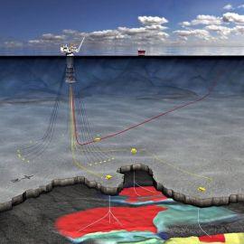 <p><b>DYPT:</b> Havdypet er på hele 1300 meter på Aasta Hansteen. Det er den hittil dypeste subseautbyggingen på norsk sokkel. Aker Solutions ska levere subseautstyret. Kværner skal bistå Technip med oppankring av spar-plattformen.</p>