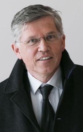 <p>Konserndirektør i NorgesGruppen Per Roskifte.</p>