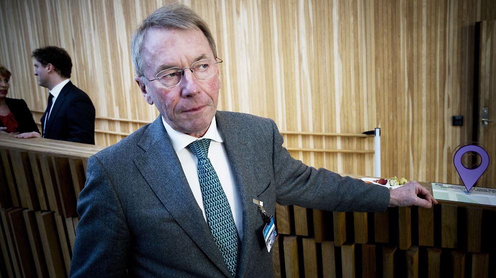 <p><b>KJØPER:</b> Jens Ulltveit-Moe blir enda større i Rec.<br/></p>