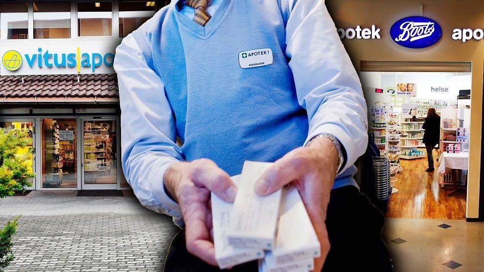 <p><b>KONKURRERER</b>: Vitus apotek, Boots og Apotek1 er åpne for å utvide tjenestetilbudet sitt dersom regjeringen sier ja.<br/></p>