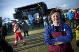<p><b>FESTIVALSJEF:</b> Anita Overelv flyttet ens ærend til øygruppen da hun overtok ansvaret for festivalen i 2008.</p>
