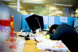 <p><b>Unngå svimmelhet og tretthet:</b> Du blir mindre sliten hvis du holder deg til ett modus om gangen. Vis du bestemmer deg for å bli mindre distrahert av informasjonsflyten får du dyrket både kreativiteten og produktiviteten bedre, mener forsker.<br/></p>