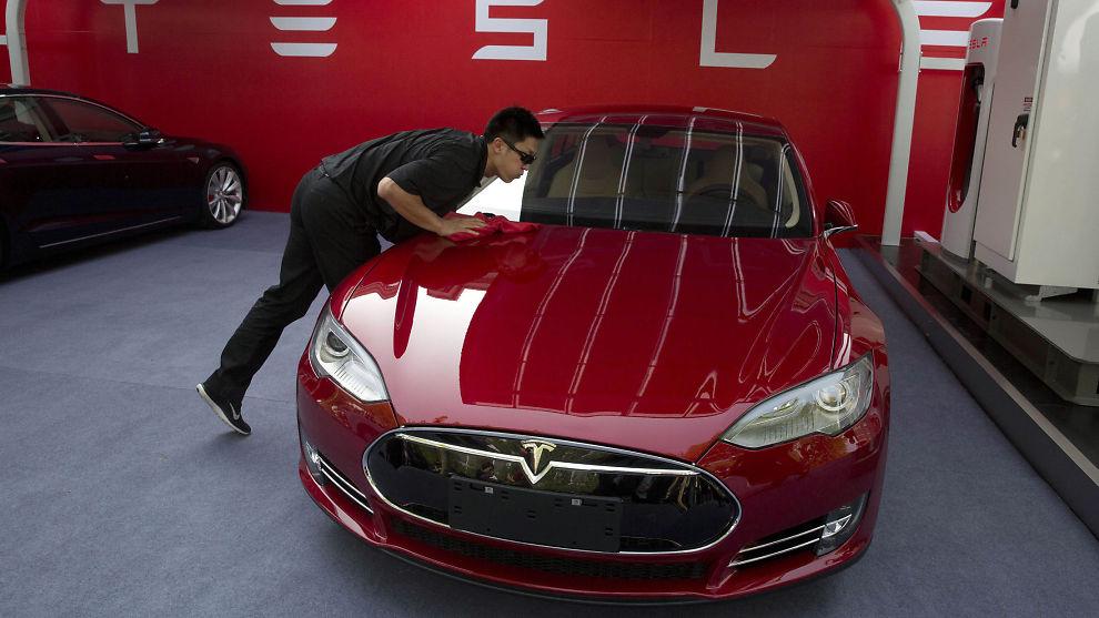 Tesla garanti