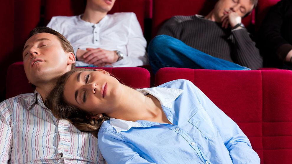 <p><b>LAAAAAANG FILM:</b> Det blir nok tid til en dupp når verdens lengste film ruller over skjermen.<br/></p>