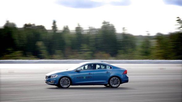 Industripartneren Volvo er ganske framtredende på Astazero så langt, men testanlegget har som ambisjon å trekke til seg bilprodusenter fra resten av verden også.