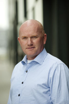 <p><b>IKKE ATTRAKTIVT:</b> Kommunikasjonsrådgiver Espen Brynsrud i DNB sier boliglånssøkere med betalingsanmerkninger må styre sine forventninger.<br/></p>