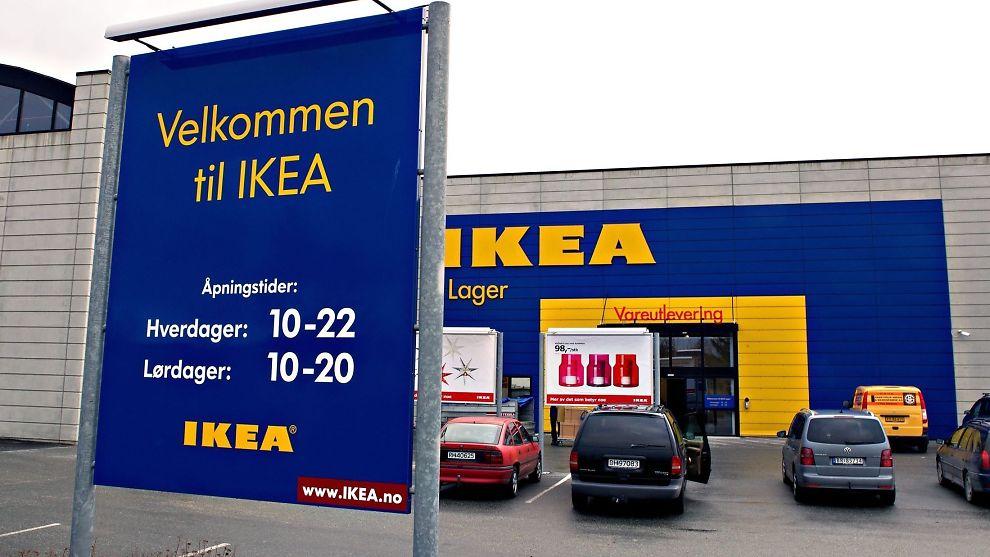 Ikea åpningstider