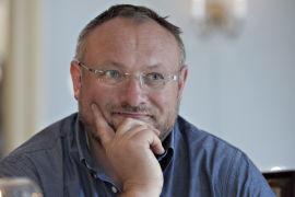 <p>Tidligere verdensmester i kokekunst og restauranteier Bent Stiansen.<br/></p>