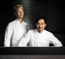 <p><b>VALGTE Å ANSATTE, FREMFOR Å TA UT UTBYTTE:</b> Björn Svensson og kollega Jo Bøe Klakegg (t.v.) har begge hver sin eierandel på 17 prosent i Restaurant Fauna.<br/></p>