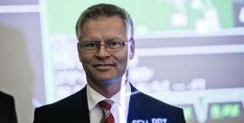<p>Konserndirektør for Kongsberg Defence Systems, Harald Ånnestad.</p>