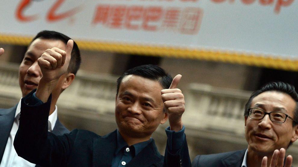 <p><b>LYKKELIGST SOM FATTIG:</b> Alibaba-gründer Jack Ma sier at den lykkeligste tiden i livet hans var da han tjente 20 dollar i måneden, rett etter endt utdanning.</p>