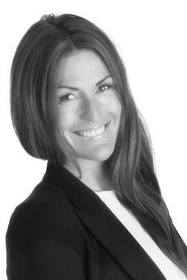 <p><b>SELGER DYRE BOLIGER:</b> Trine Dahl, daglig leder hos DNB Residens på Frogner.<br/></p>