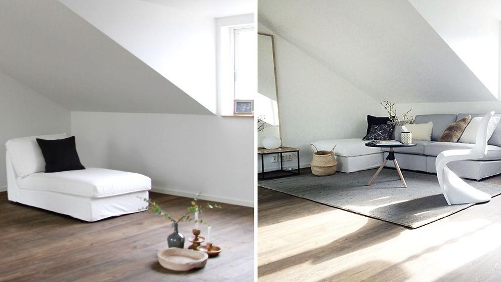 Slik tenker en boligstylist - Privat - E24