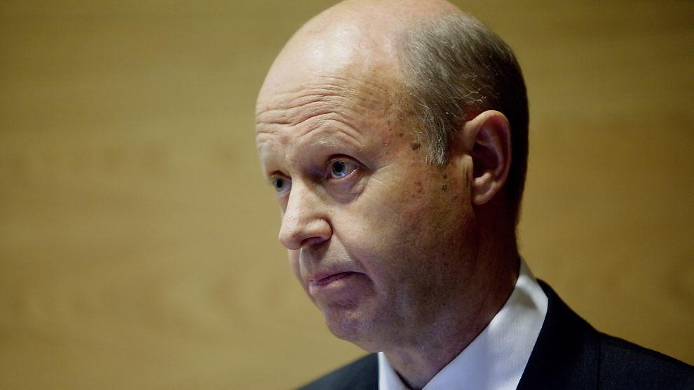 <p><b>- IKKE RETT MANN:</b> Jørgen Ole Haslestad erstattes av Torgeri Kvidal som konsernsjef i Yara, og får kritikk fra Yaras styreleder Leif Teksum på veien ut.<br/></p>