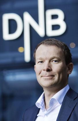 <p><b>IKKE FORNØYD:</b> DNBs konserndirektør for kommunikasjon Thomas Midteide.<br/></p>
