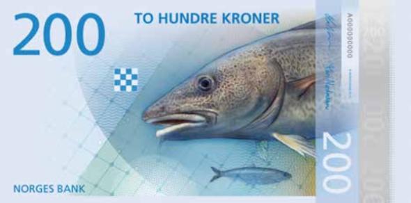 <p><b>En torsk:</b> Fra forslaget Det norske livsrommet av The Metric System og Terje Tønnessen.</p>