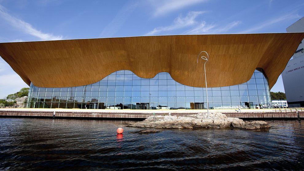 <p><b>HVITE PROSJEKTER:</b> Selskapets arbeid på kulturhuset Kilden i Kristiansand (bildet) var et av flere prosjekter som skulle følges ekstra tett av skatteetaten.<br/></p>