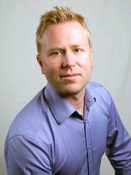 <p><b>ØKER:</b> Handel via mobil øker mest i Norge, sier Fredrik Green, norgessjef i Klarna.</p>