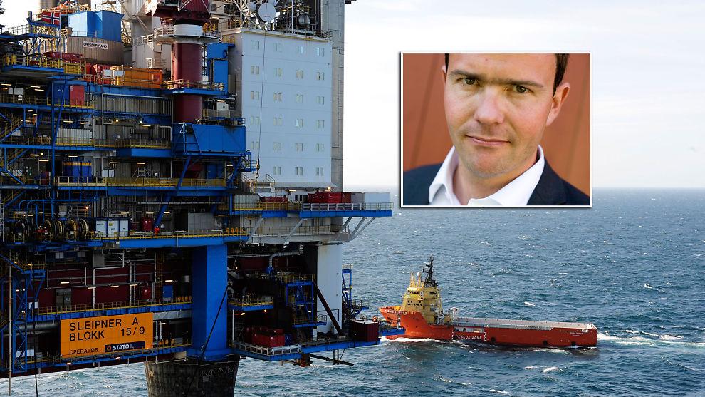 LETTET: Marius Holm fra Zero tror den norske gasslobbyen trekker et lettelsens sukk over at målene for fornybar energi og energieffektivisering ble 27 prosent, og ikke 30.
