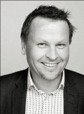 <p>Adm. direktør Odd Nymark i Eiendomsmegler1.</p>