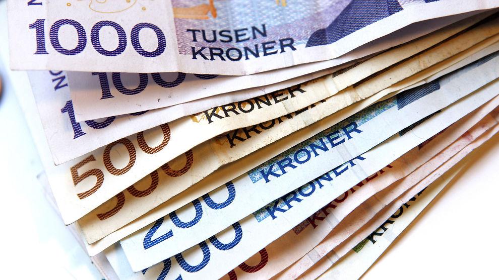 <p><b>LÅNER MER:</b> Samlet gjeld øker til 4.551 milliarder kroner.<br/></p>