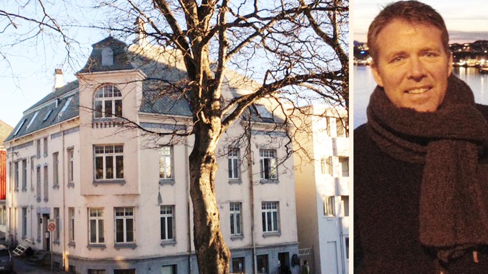 <p><b>RENTEKUTT.</b> Styret i Vanndamman Borettslag i Kristiansund forsøkte å prute ned renten på felleslånet, men endte med å bytte bank. Her ved styremedlem Helge Fossheim Andersen.<br/></p>