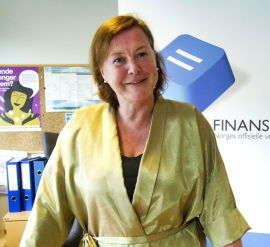<p>Elisabeth Realfsen, Daglig leder og redaktør i Finansportalen mener man kan benytte rentebarometere for privatpersoner som grunnlag for å vurdere hva som er en rimelig pris for borettslagslån.<br/></p>