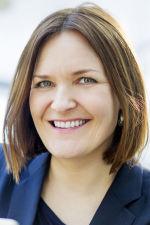 """<p><b>BEST I NORGE.</b> Storebrand er eneste norske bank som havner på """"Hall of Fame"""" listen i rapporten. Her ved leder for bærekraftige investeringer, Christine Meisingset.<br/></p>"""