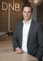 Informasjonsdirektør Even Westerveld i DNB