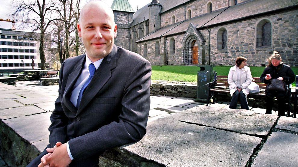 TILBAKE: Filip Weintraub kommer tilbake til Skagenfondene.
