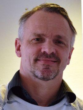 <p><b>- LIKHETSTREKK MED FINANSKRISEN:</b> Rådgiver Gustav Svane i statistikk og analyse i NAV Rogaland.</p>
